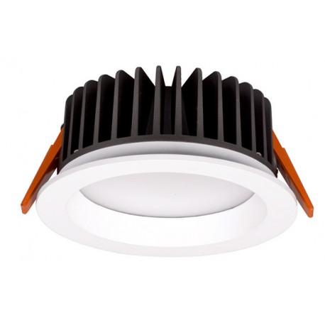 "Downlight W4 18W dimable 4000K CRI80 120"" Corte 12,5 cm"