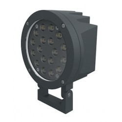Proyector LED ASTERLED 18W luz fria 30""
