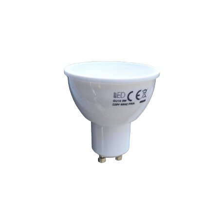 Dicroico LED ECOLED GU10 5W frio