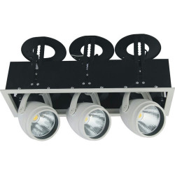 Downlight Led YAIZOLED 12W Luz Fría 15º